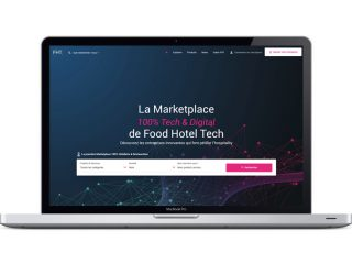 [Web] Marketplace Food Hotel Tech